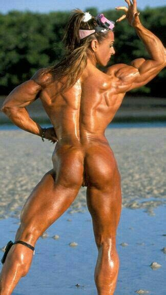 Tan Fit Muscle Fbb Naked Female Bodybuilder Nude Cloudy Girl Pics