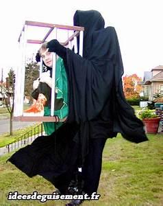 Déguisement Halloween Fait Maison : deguisement pas cher fait maison ~ Melissatoandfro.com Idées de Décoration