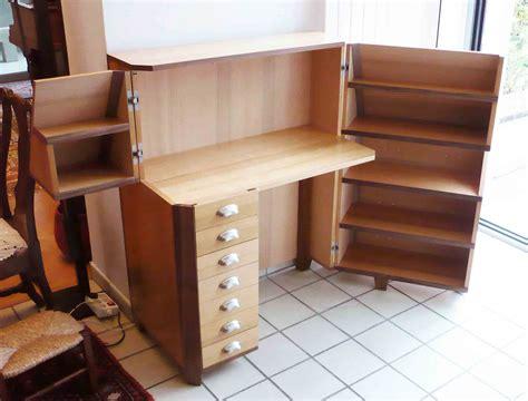 meuble coiffeuse pour chambre couturière portfolio tag atelier helbecque 94 ile de