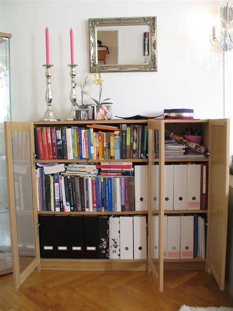 Bookshelf Extraordinary Low Bookcase With Doors Bookcase
