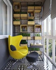 Awesome, Small, Balcony, Design, Ideas, For, Apartment