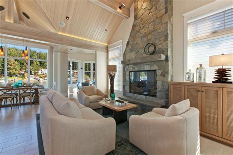 Cape Cod Style Homes Interior - phenomenal cape cod style house decorating ideas for family room beach design ideas with