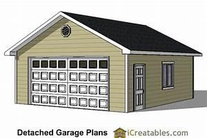 2 door garage plans 24x24 garage plans 2 car garage With 22x22 garage kit