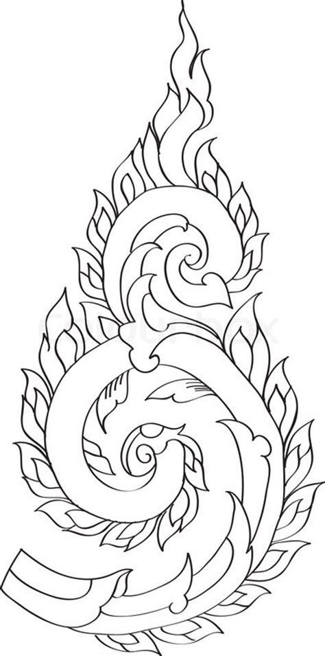 thai pattern graphicjpg