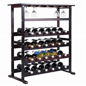 Casier Bouteille Vin : tag re vin range bouteille casier vin porte bouteille 24 bouteilles support achat vente ~ Preciouscoupons.com Idées de Décoration