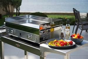 plancha electrique ou gaz comment choisir With cuisine gaz ou electrique