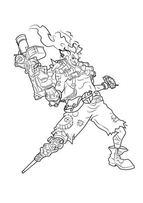 Kleurplaat Overwatch Doomfist by 201 Pingl 233 Par Marjolaine Grange Sur Coloriage Overwatch En