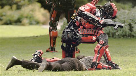 elysium robots   creative bloq