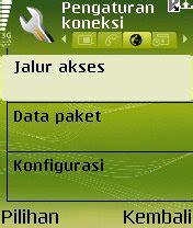 Kita bisa memakai apnnya untuk semua hp, untuk berbagai macam kebutuhan. Setting GPRS Telkomsel Flash Nokia N70 sebagai modem ...
