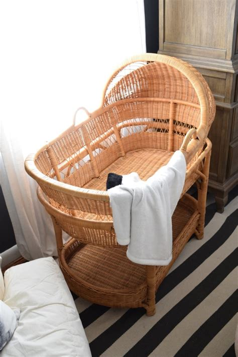 Bassinet Bedding by Bassinet For Baby To Sleep In Securely Attached To The