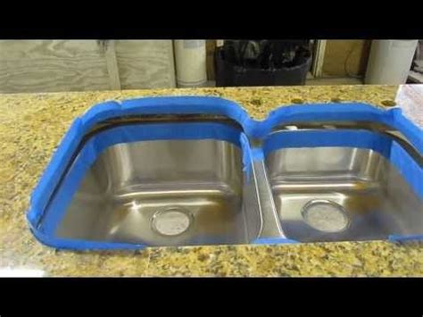 Replace Undermount Kitchen Sink Captivating How To Install 1000 Ideas About Undermount Kitchen Sink On