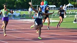 Ato Boldon Guides Khalifa St. Fort To Her Dreams