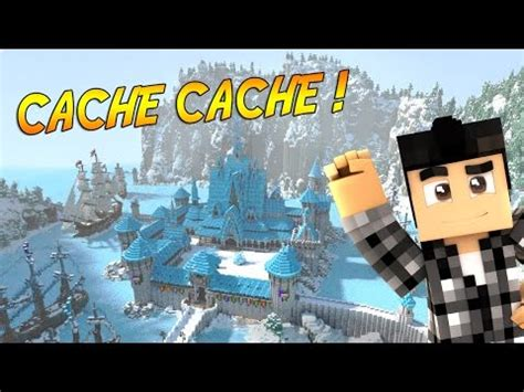 Cache Cache Minecraft Avec Popigames !  Hide And Seek