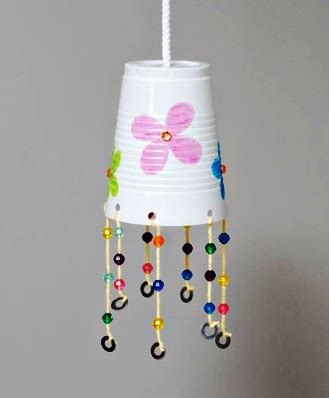 cup hand works ideas art  craft projects