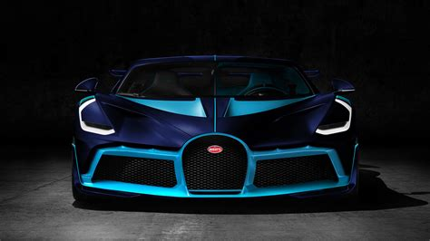If this is the divo, then the final car. Supercars Gallery: Bugatti Divo Blue And Black