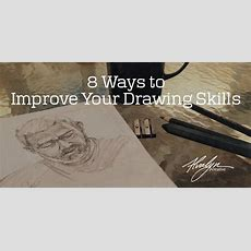 8 Tips For Improving Your Drawing Skills  Alvalyn Creative