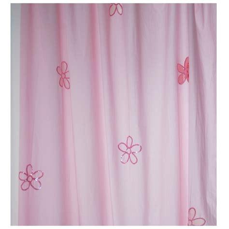 vorhang rosa kinderzimmer vorhang blumen in rosa im shop oli niki