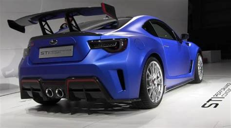 2017 Subaru Brz Sti Horsepower Review
