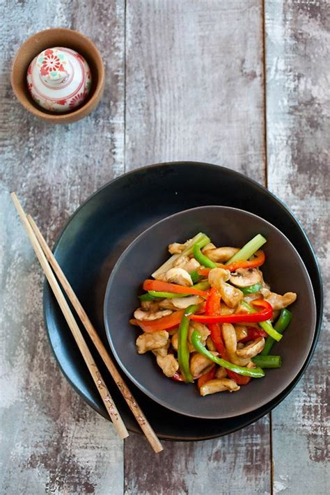 Chicken and Bell Pepper Recipe