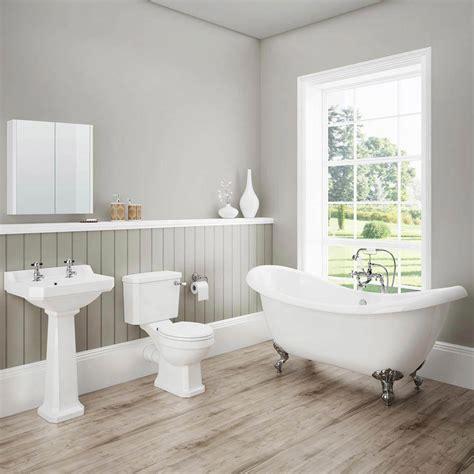 darwin traditional bathroom suite   victorian