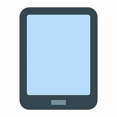 Tablet Icon Clipart Android Vector Flat Computer