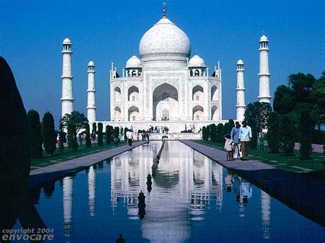 Beautiful Taj Mahal In Agra India And Photos Images Free