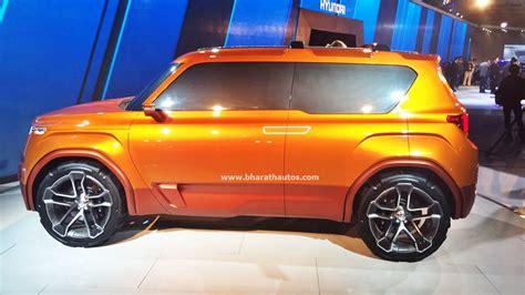 Daihatsu Suv by Hyundai Compact Suv Carlino Launch In 2019 1 0l Petrol