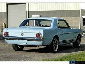 1965 Ford Mustang 170 Cid Inline 6  3