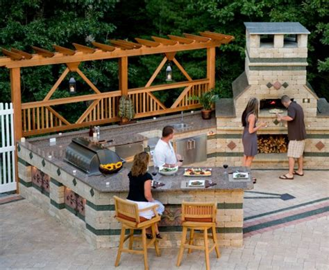 unilock outdoor kitchens 10 outdoor kitchen designs sure to inspire unilock