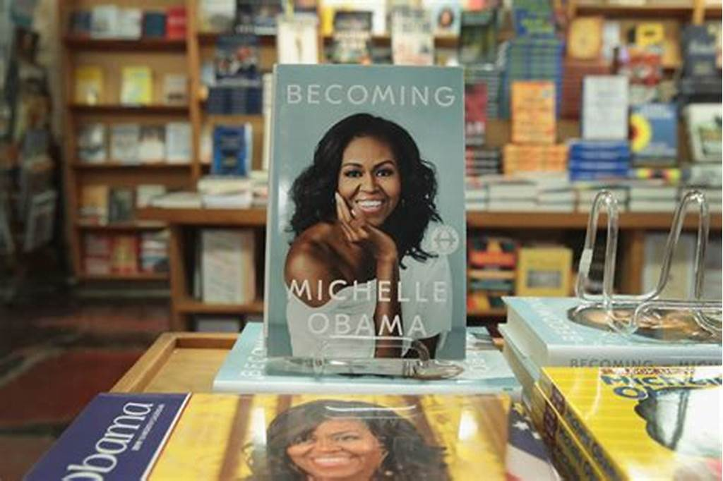#Michelle #Obama #Keeps #Inspiring #With #Her #Latest #Memoir