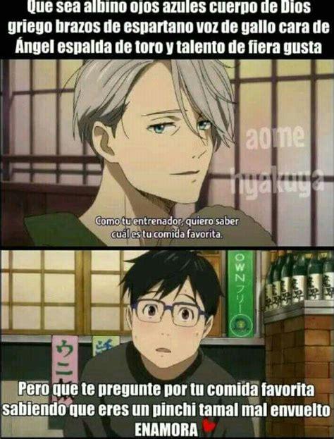 Yuri Memes - 101 best images about yuri on ice memes on pinterest no se shingeki no kyojin and how to kiss