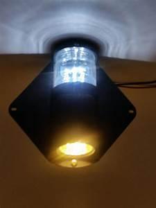 Pactrade Marine Waterproof Led Combo Masthead Deck Light