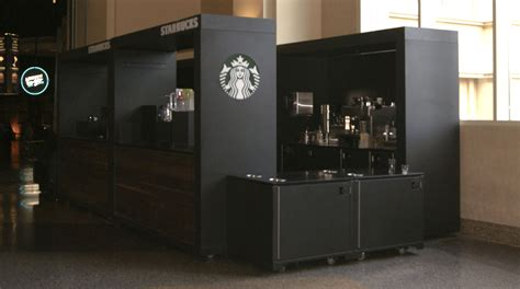 Have ad the frito pie and breakfadt burritos on how nice to find an espresso cafe in this little town. Coffee Kiosk- Starbucks inside Mandalay Bay - SCA Design