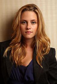 Kristen Stewart as a Blonde
