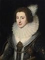 "ca. 1623 Elizabeth Stuart, Queen of Bohemia, the ""Winter ..."