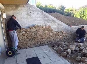 Construction En Pierre : benoit gauthier ma on construction en pierres s ches ~ Premium-room.com Idées de Décoration