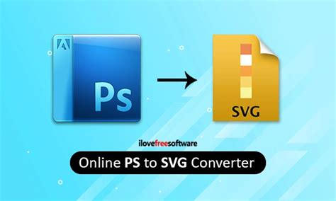 Svg is a vector graphic image file extension that contains scalable images. 5 Online PS To SVG Converter Free Websites