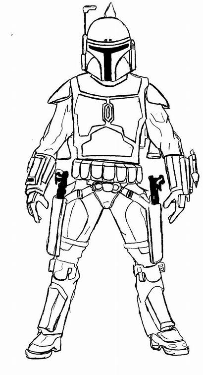 Coloring Stormtrooper Pages Printable