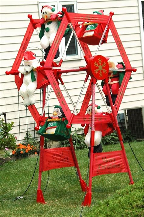 ferris wheel christmas decoration psoriasisgurucom