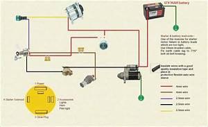 Massey Ferguson 135 Wiring Diagram  U2013 Vivresaville Com