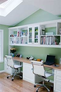 Two Person Desk Design Ideas For Your Home Office | home ...