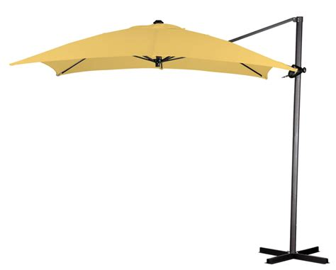 california umbrella 8 foot square canopy cantilevered