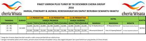 paket umroh garuda indonesia  cheria halal holiday