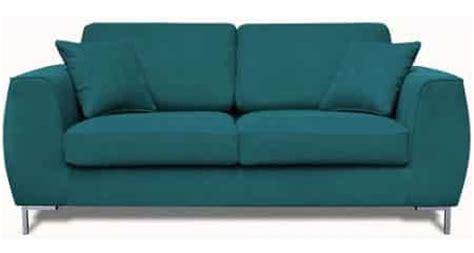 canapé bleu conforama canapé conforama pour un salon chic et tendance