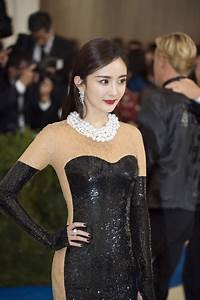 Yang Mi jet sets from London to the Met Gala in New York