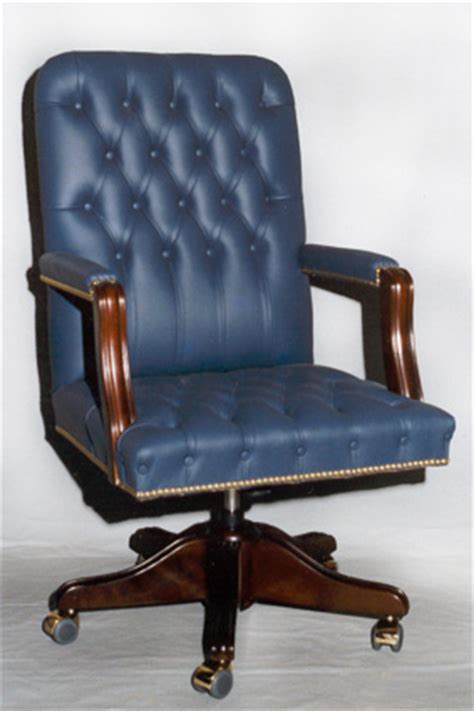 chaise de bureau chesterfield chaise de bureau chesterfield