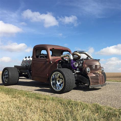 Dodge Hot Rod with a 1,300 HP Cummins I6 ? Engine Swap Depot
