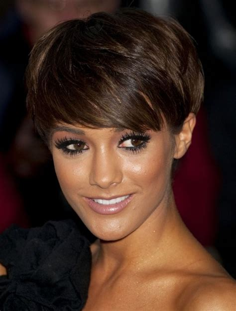 chic  beautiful short layered haircuts