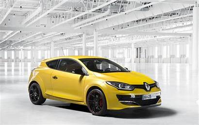 Megane Renault Rs Wallpapers Coupe Yellow Nouvelle