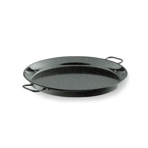 cristel cuisine plat à paella émaillé 30cm paellera